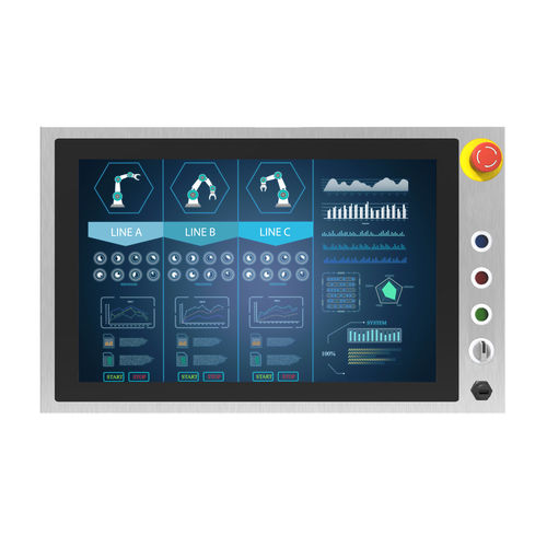 panel PC HMI - Winmate, Inc.