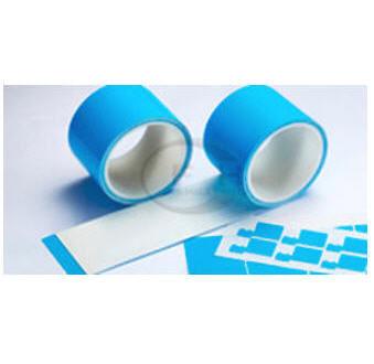 cinta adhesiva de fibra acrílica / para la industria / conductora térmica