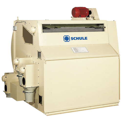 separador de aire / de metales / de granulado / de cereales