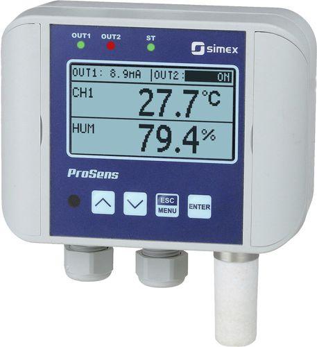 higrómetro temperatura / humedad relativa