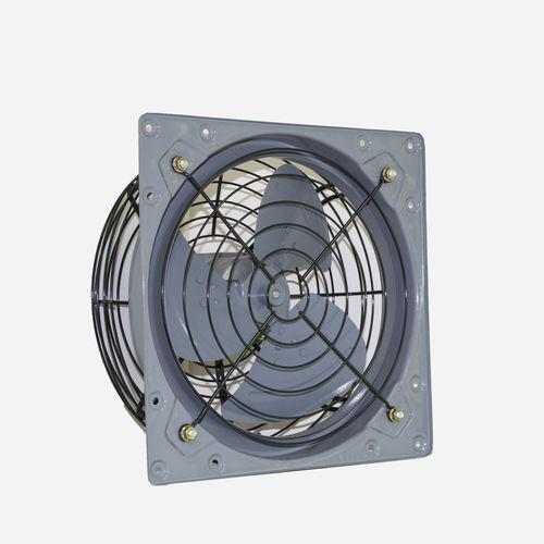 ventilador de evacuación / de pared / axial / de circulación de aire