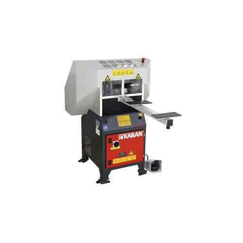 máquina de corte para PVC