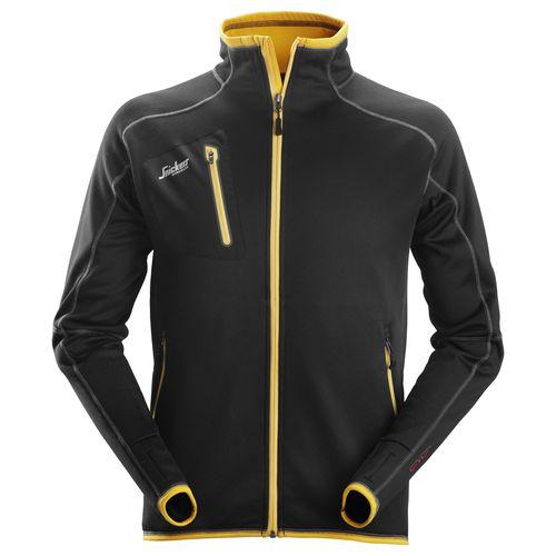 chaqueta de trabajo / contra el frío / de poliéster / transpirable