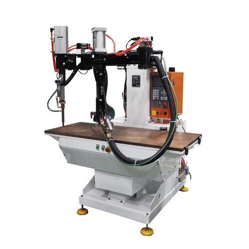 máquina de soldar por puntos