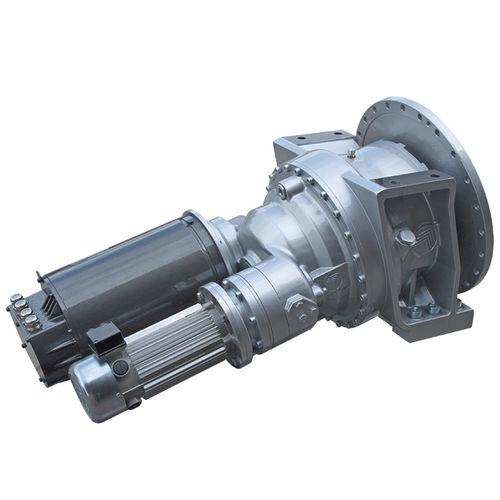 motorreductor CC / de ejes paralelos / > 10 kNm / para mezclador