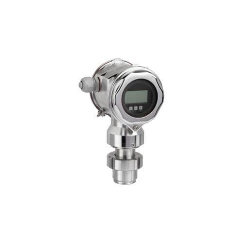 sensor de nivel hidrostático / para líquido / de acero inoxidable / para tanque