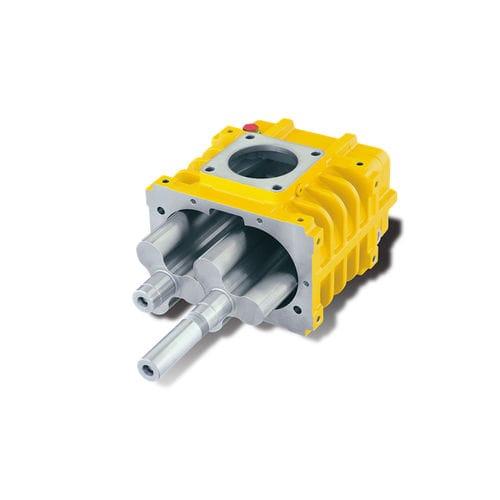 soplador de aire / con 3 lóbulos / de pistón rotativo / monoetapa