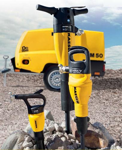 martillo picador neumático / vertical / de mano
