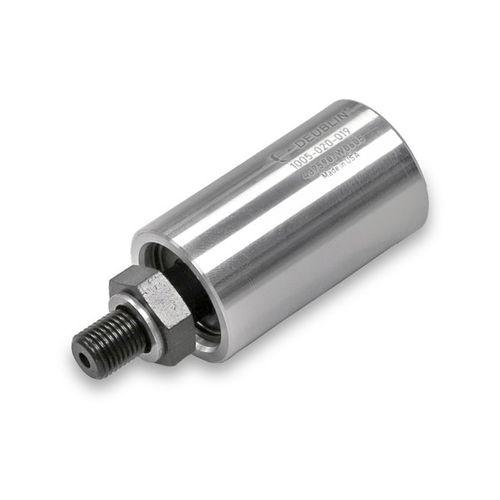 racor giratorio para vacío / para aire / hidráulico / de aluminio