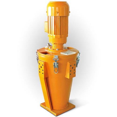 mezclador-dosificador para la industria del plástico