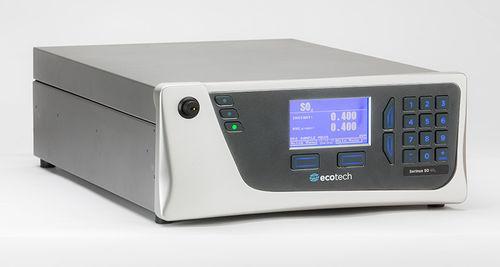 analizador de dióxido de azufre / de trazas / benchtop / para aire ambiente
