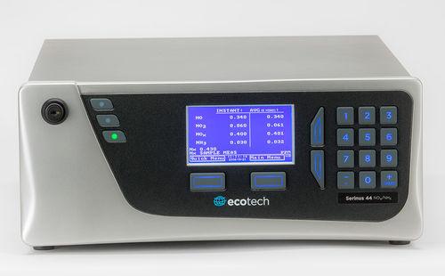 analizador de amoníaco / de concentración / benchtop / en continuo