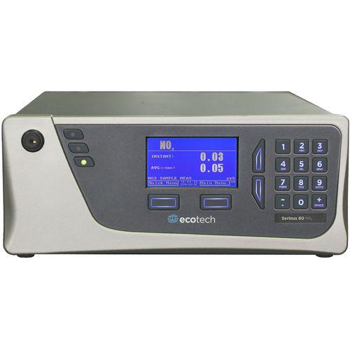 analizador de dióxido de nitrógeno / de trazas / benchtop / para aire ambiente