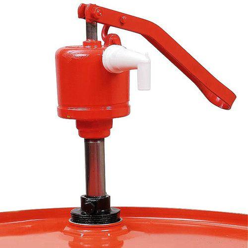 bomba de aceite / para gasóleo / manual / semisumergible