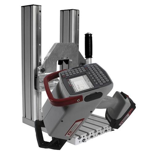 máquina de marcado por micropercusión / benchtop / para metal / para elementos no metálicos