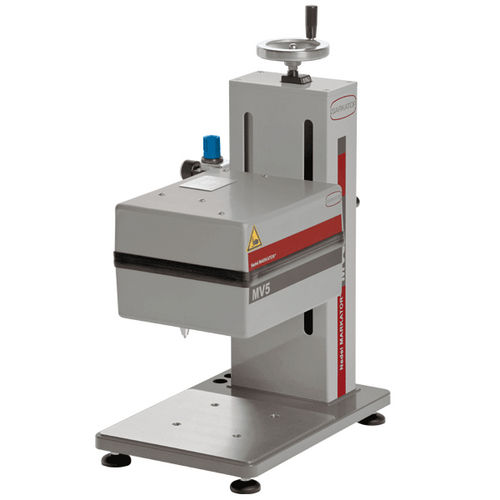 máquina de marcado por rayado / benchtop