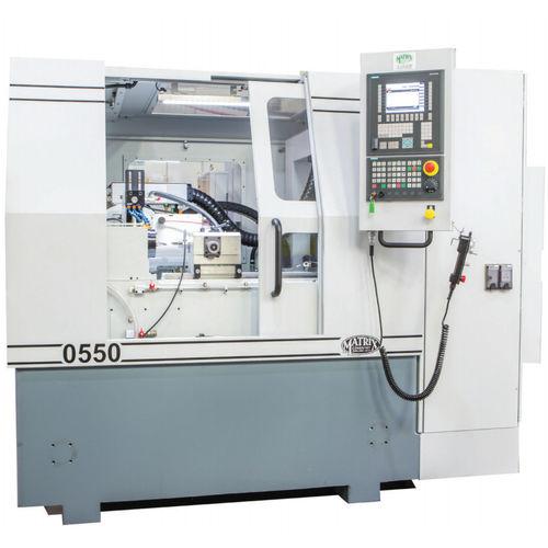 rectificadora para roscado exterior / CNC / de precisión / 2 ejes