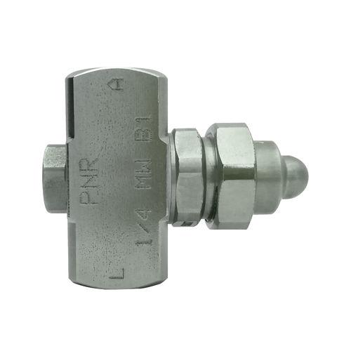 boquilla de atomización de pulverización / de aire / para líquido / de cono lleno