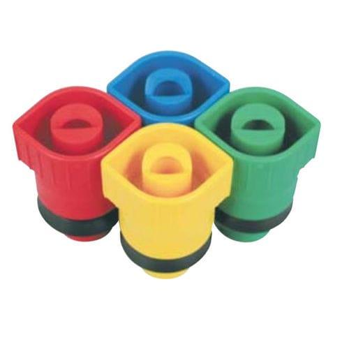 boquilla de pulverización / de limpieza / para líquido / de chorro plano