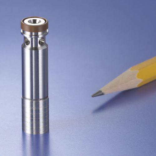 válvula de derivación / de globo / con control hidráulico / en miniatura