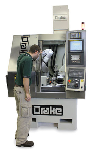rectificadora cilíndrica interior / para tuberías / CNC / de alta precisión