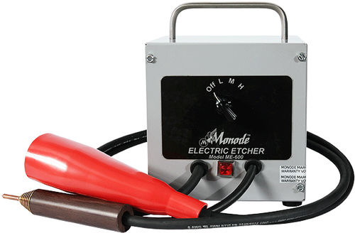 máquina de grabado de PCB electrolítica