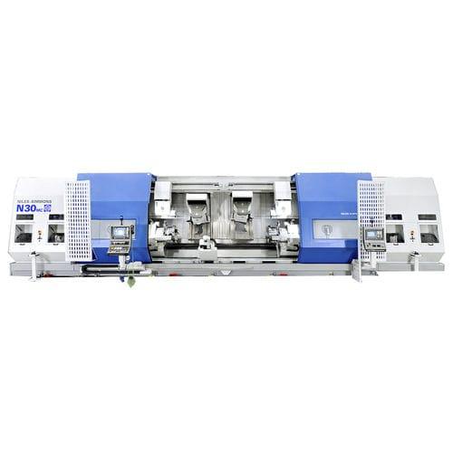 centro de torneado-fresado CNC