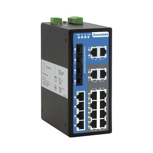 conmutador Ethernet 20 puertos / no administrable / Gigabit Ethernet / de nivel 2