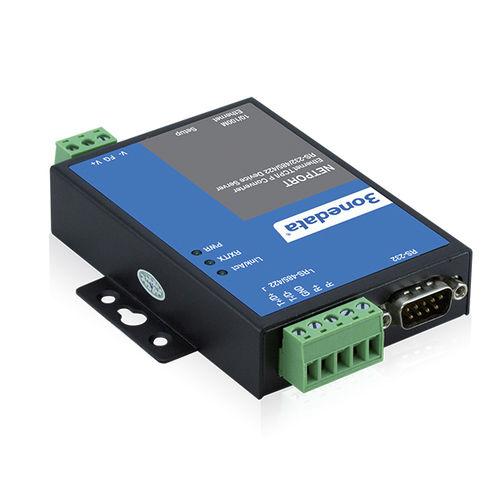 servidor de periférico RS232 / RS-422 / RS485 / Ethernet