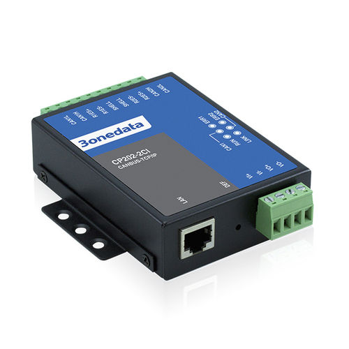 convertidor bus CAN a Ethernet / abatible