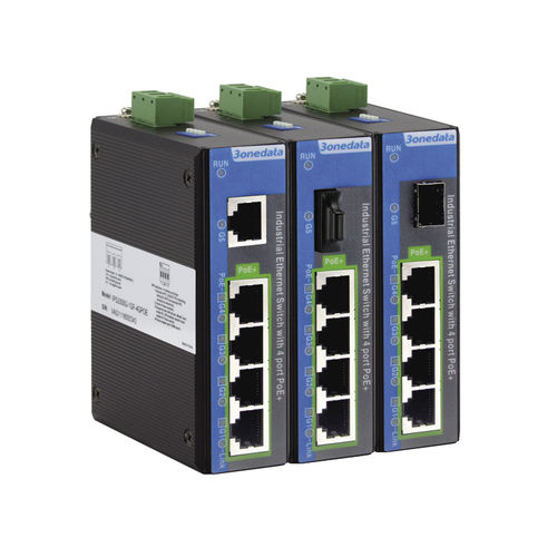 conmutador Ethernet no administrable / 5 puertos / Gigabit Ethernet / de nivel 2