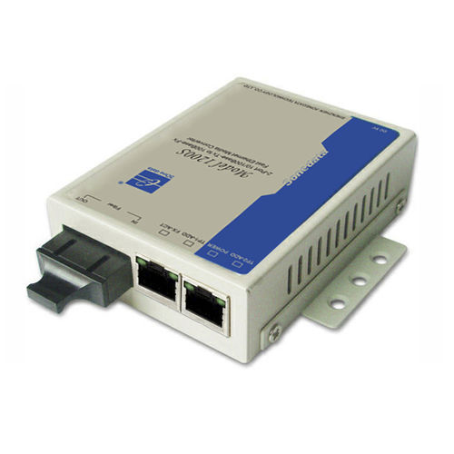 convertidor de medios / Ethernet media / de fibras ópticas / para red de fibra óptica