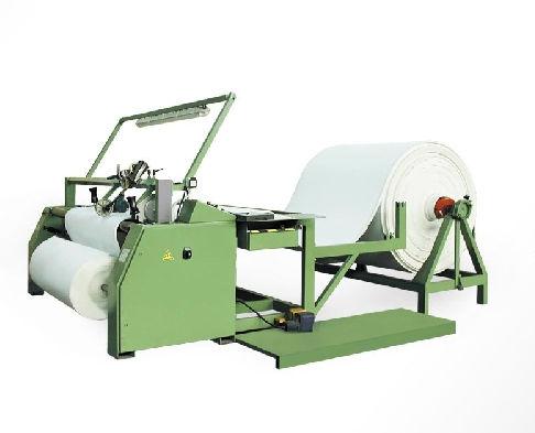 enrolladora para tejidos / de textil no tejido
