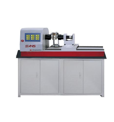 máquina de prueba de torsión