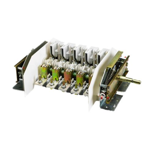 interruptor seccionador automático / DC