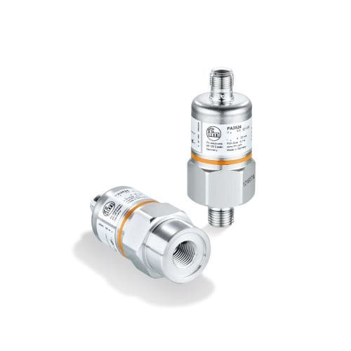 transmisor de presión relativa / con salida analógica / roscado / compacto