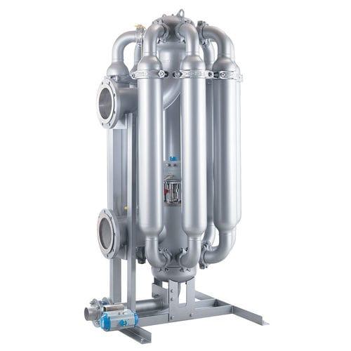 unidad de filtración de presión