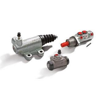 cilindro hidráulico / de aluminio