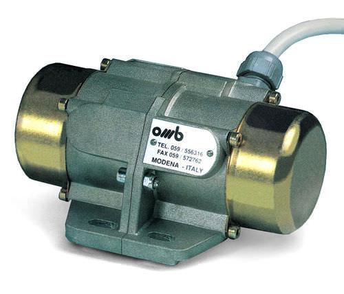motor vibratorio con accionamento eléctrico