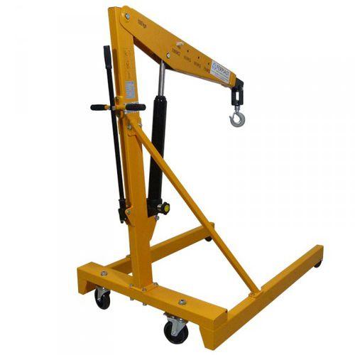 grúa de taller móvil / hidráulica / móvil / de elevación