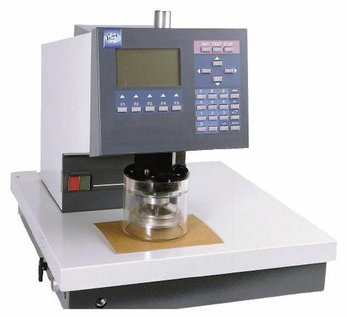 banco de ensayo para test de presión