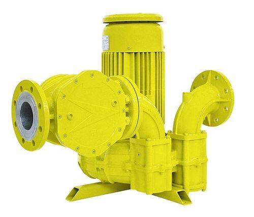 soplador para gas natural
