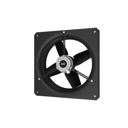 ventilador de pared / axial / de circulación de aire / compacto