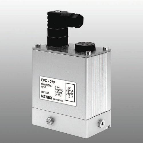 controlador para válvula con electroválvula integrada