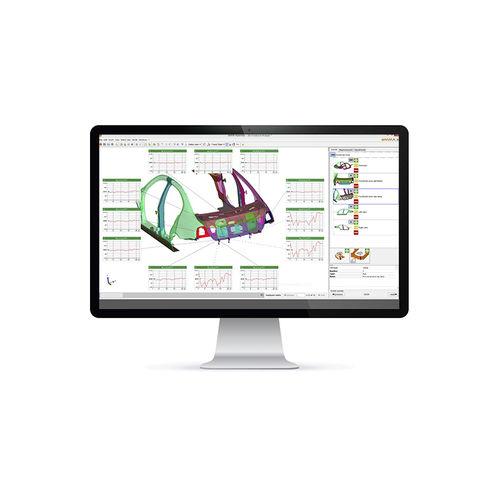 software de medición / de planificación / de calidad / de metrología