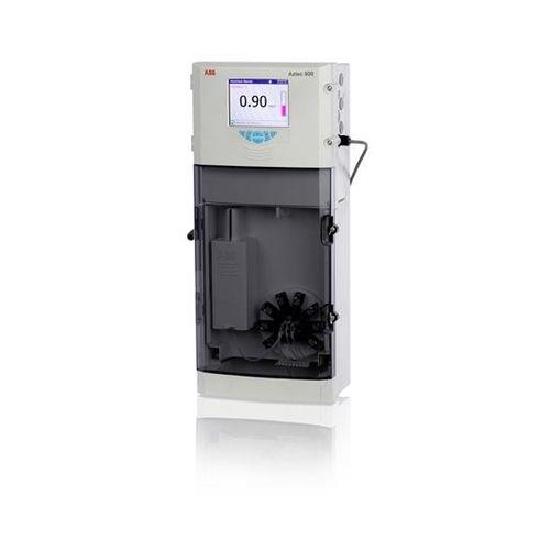 analizador de agua / de aluminio / de concentración / integrable