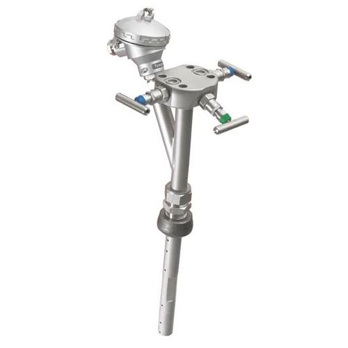 caudalímetro con tubo de Pitot / para líquido / para gas / de puntos multiples