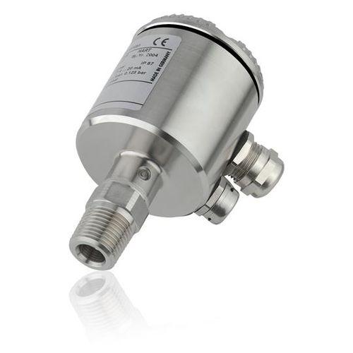 transmisor de presión absoluta / de membrana / digital / de brida