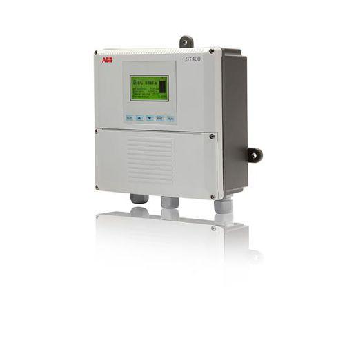 transmisor de nivel por ultrasonidos / para sólidos / para líquido / HART