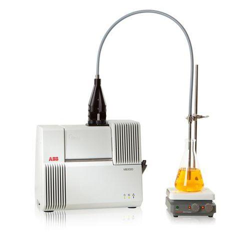 analizador de espectros / in situ / en tiempo real / resistente